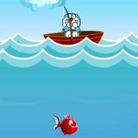 Doraemon Fun Fishing Game