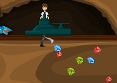 Ben 10 Diamond Mine