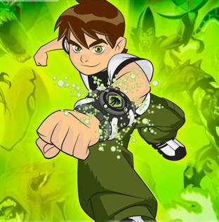 Ben 10 Bubble Game