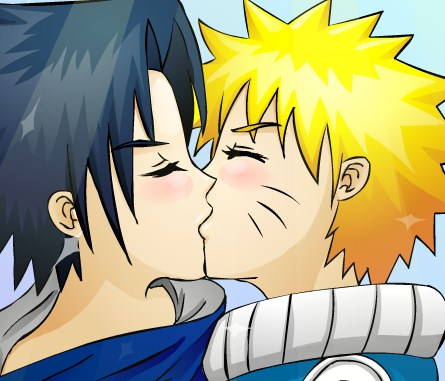 Naruto Kissing Game